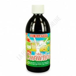 Sirope de Savia y Palma BIO con Tranzamin® Curactive Marnys 500 ml. - El Sirope de Savia Curactive de Marnys es