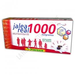 Jalea Real 1000 mg. con Vitamina C Pinisan 20 viales