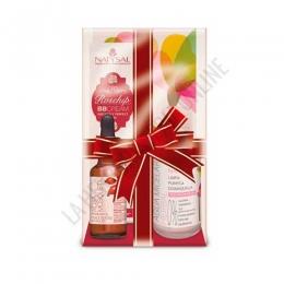 Set Tratamiento Facial BB Cream Rosa Mosqueta FPS 20 Natysal
