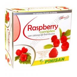 Raspberry Complex Pinisan 60 cápsulas