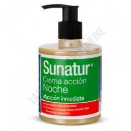 Crema Reductora Anticelulítica Acción Noche Sunatur Natysal 500 ml. -