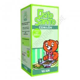 Osito Sanito Comilón Tongil  200 ml. + 50 ml. más gratis - Osito Sanito Comilón contiene ingredientes naturales que contribuyen a abrir el apetito de los más pequeños.