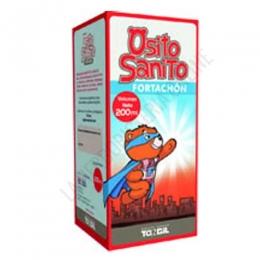 Osito Sanito Fortachón Tongil 200 ml. + 50 ml. más gratis - Osito Sanito Fortachón contiene ingredientes naturales que aportan hierro y otros nutrientes esenciales para los más pequeños en plena etapa de crecimiento.