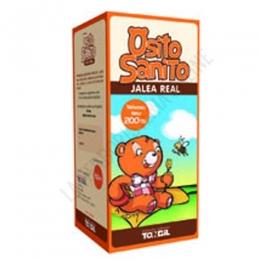 Osito Sanito Jalea Real Tongil 200 ml. + 50 ml. más gratis - Osito Sanito Jalea Real contiene ingredientes naturales que contribuyen complementar la dieta de los más pequeños para aportarles cada día la vitalidad necesaria.