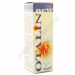 Otalin oídos Soria Natural gotas 15 ml. - Otalín de Soria Natural es una antigua fórmula totalmente natural a base de aceite de oliva, Gordolobo, Propóleo y aceites esenciales que contribuye a calmar el oído.