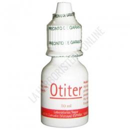 Otiter oídos Tegor gotas 10 ml. - Otiter de Tegor es una solución calmante de los oídos a base de orégano y de fácil aplicación (gotas).
