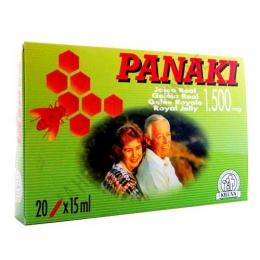 Panaki Jalea Real Adultos Laboratorios Abad (anteriormente Kiluva) 1500 mg.