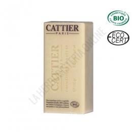 Jabon Karité pieles secas Cattier 150 gr. -
