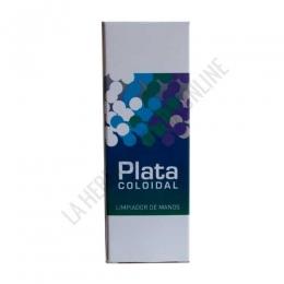 Plata Coloidal 120 ppm en gotero Argenol 50 ml.