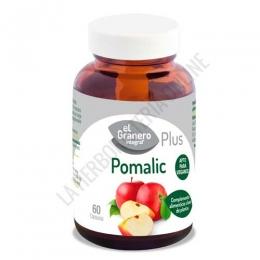 Pomalic Acido Malico de manzana El Granero Integral 60 cápsulas