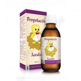 Propolactiv jarabe niños Tegor 200 ml. -