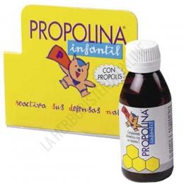 Propolina Infantil jarabe Artesanía Agrícola 150 ml. -