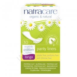 Protege Slips tanga algodón orgánico Natracare 30 uds. -