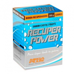 Recuper Power recuperador post esfuerzo Mega Plus 10 sobres