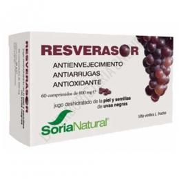 Resverasor Soria Natural 60 comprimidos -