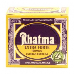 Ungüento Extrafuerte Lumbares Rhatma 50 ml.