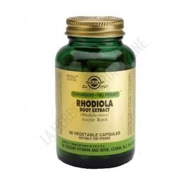 Rhodiola Rosea Root Extract Solgar 60 cápsulas -