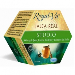 Royal Vit Jalea Real Studio Dietisa 20 viales