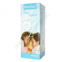 Son Infant MontStar jarabe infantil 250 ml. -