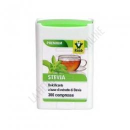 Stevia edulcorante Raab 300 comprimidos -