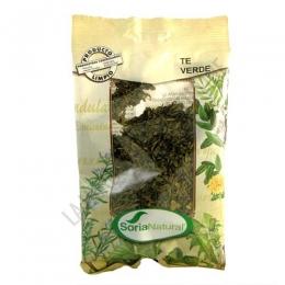 Té verde Soria Natural bolsa 70gr -
