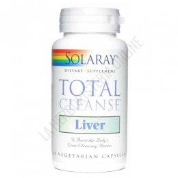 Total Cleanse Liver Solaray 60 cápsulas -