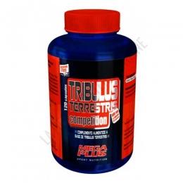Tribulus Terrestris Competition Mega Plus 120 cápsulas - Tribulus Terrestris Competition de Mega Plus es una alternativa natural que contribuye al aumento de la masa muscular a través del aporte indirecto de testosterona sin causar daños en nuestro organismo.