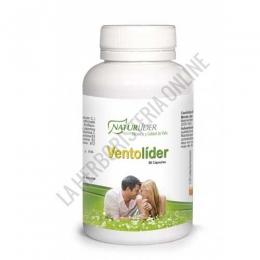 Ventolider Naturlider 60 cápsulas vegetales -
