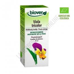 Extracto Viola Tricolor cultivo ecológico Biover 50 ml. -