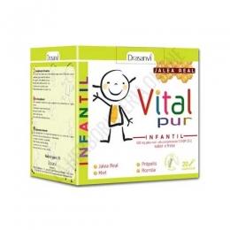 Vitalpur Infantil Drasanvi 20 viales -