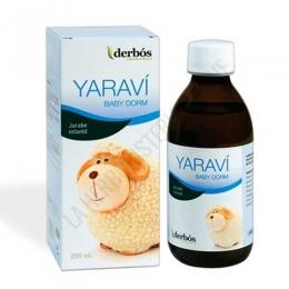 Yaravi Baby Dorm jarabe Derbos 250ml. -