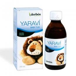 Yaravi Baby Tus jarabe Derbos 250ml. -