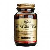 Betacaroteno Oceánico Solgar 7 mg. 60 cápsulas - El Betacaronteno Oceánico 100% natural de Solgar proporciona una fuente de carotenoides naturales obtenidos del alga unicelular oceánica Dunaliella salina.