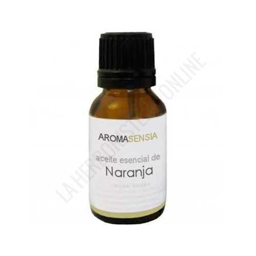 Aceite esencial de Naranja Aromasensia 15 ml. - El Aceite Esencial de Naranja Aromasensia de pureza garantizada es de aroma cálido. Destaca como relajante y euforizante. Ayuda a conciliar el sueño.