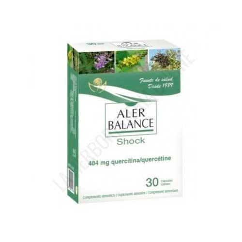 AlerBalance Shock Bioserum 30 cápsulas