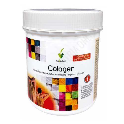 Colager Aminoácidos vegetales Novadiet bote 300 gr. -