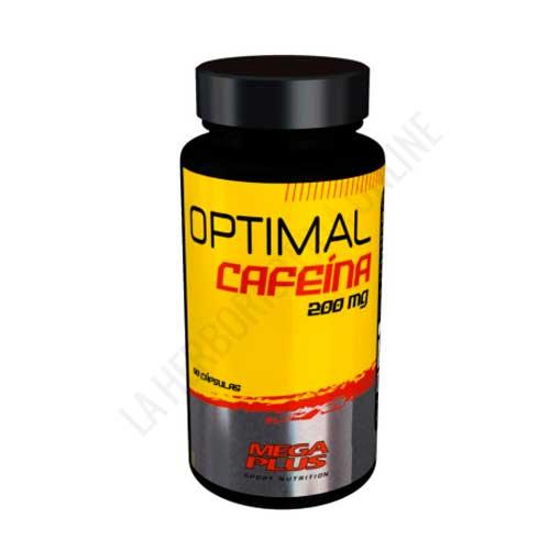 Optimal Cafeina 200 mg. Megaplus 90 cápsulas -