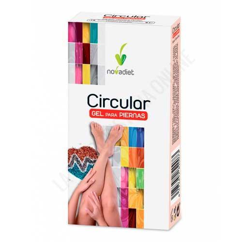 NUEVO Circular Gel Piernas Cansadas (antiguo Avancil gel) Novadiet 100 ml.