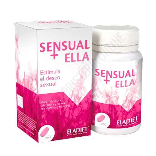Sensual Ella para la mujer Eladiet 60 comprimidos -