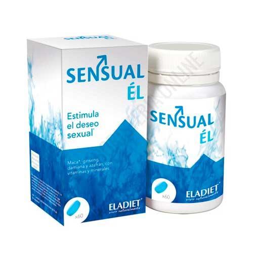 Sensual El para el hombre Eladiet 60 comprimidos -