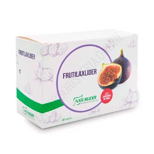OFERTA Frutilax Lider Naturlider 30 cubos masticables - Frutilax Líder de Naturlíder son unos cubitos masticables con sabor a higo especialmente útiles para favorecer el tránsito intestinal de manera natural. Es el mencionado
