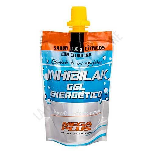 Gel energético Inhibilak anti agujetas MegaPlus 100 gr.