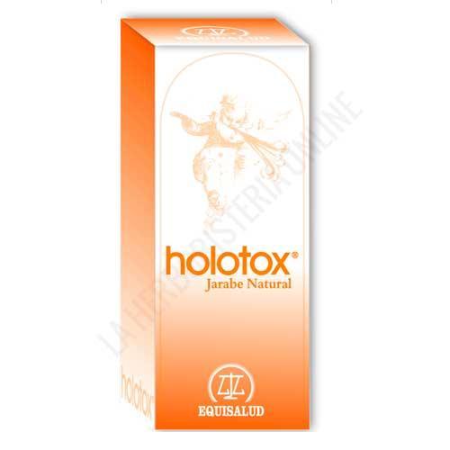 Holotox Jarabe tos Equisalud 250 ml.