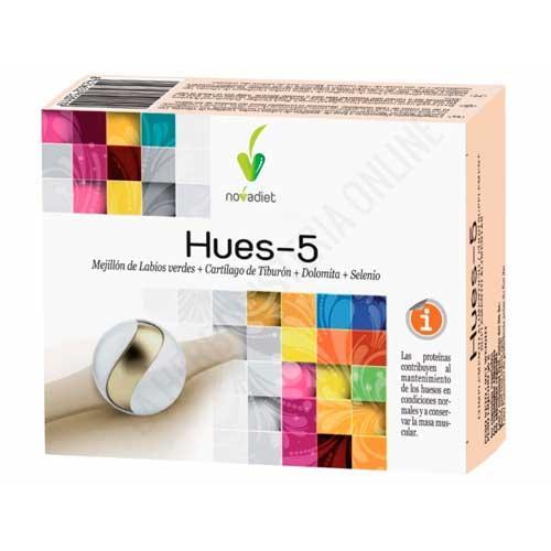 Hues-5 Novadiet 60 cápsulas -