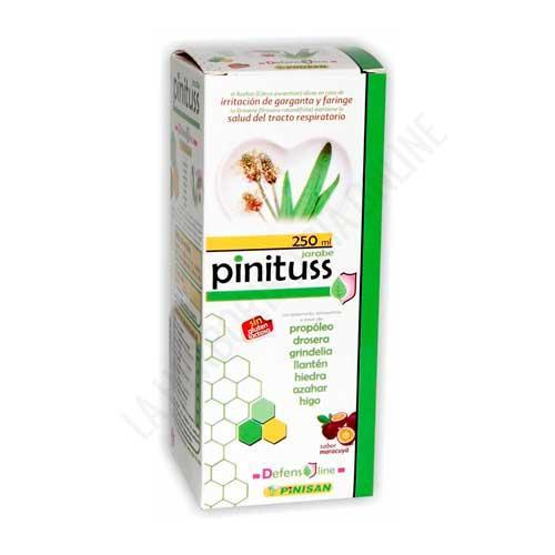 Pinituss jarabe garganta irritada Pinisan 250 ml.
