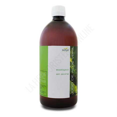 Jugo de Aloe Vera Sotya-GHF 1 litro