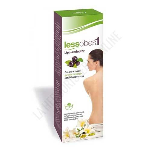Lessobes 1 Lipo reductor Bioserum 250 ml.