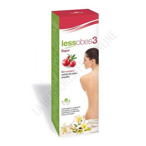 Lessobes 3 Depur Bioserum 250 ml. -
