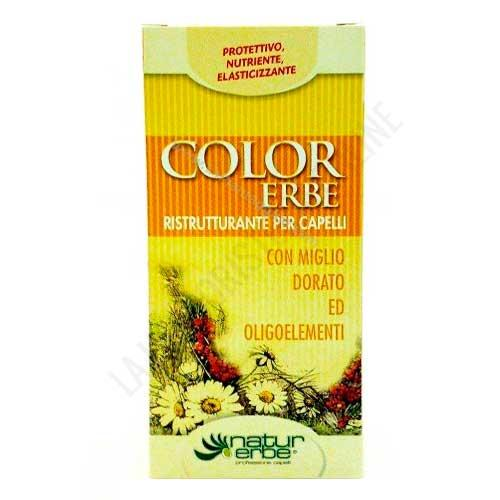 Reestructurante vegetal para el cabello 26R Color Erbe 125 ml. -