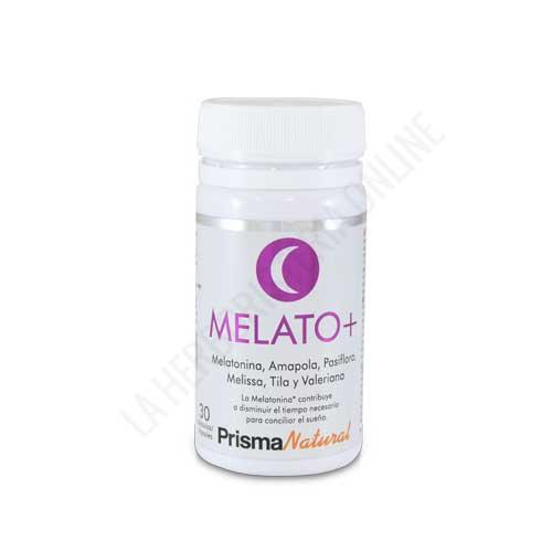 Melato + sueño reparador Prisma Natural 30 cápsulas